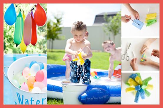 Juegos de agua ultra divertidos para estas vacaciones - Casa al dia decoracion ...