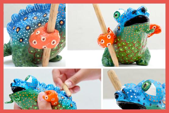 Talleres de juguetes artesanales para ni os for Talleres artesanales