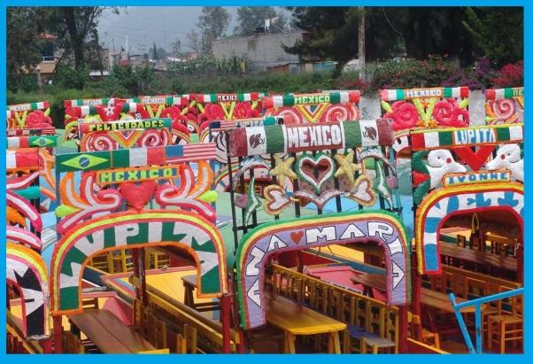 XochimilcoBoats-Mexico
