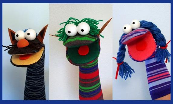 Marionetas de calcetin paso a paso imagui - Como hacer marionetas de mano ...